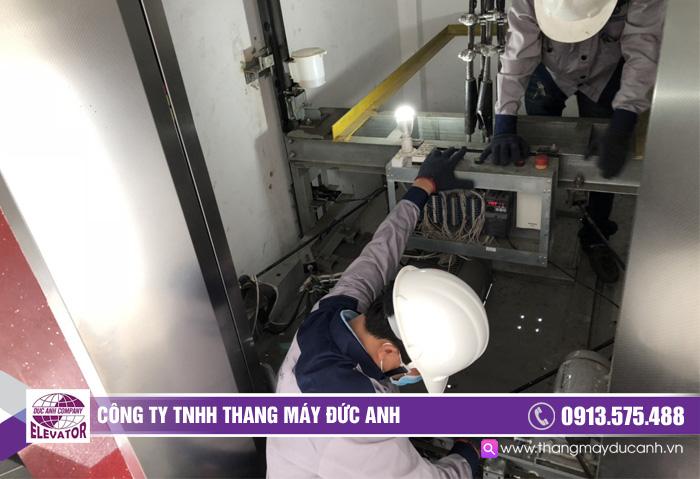 Dịch vụ sửa chữa thang máy 24/7 uy tín nhất Vĩnh Phúc